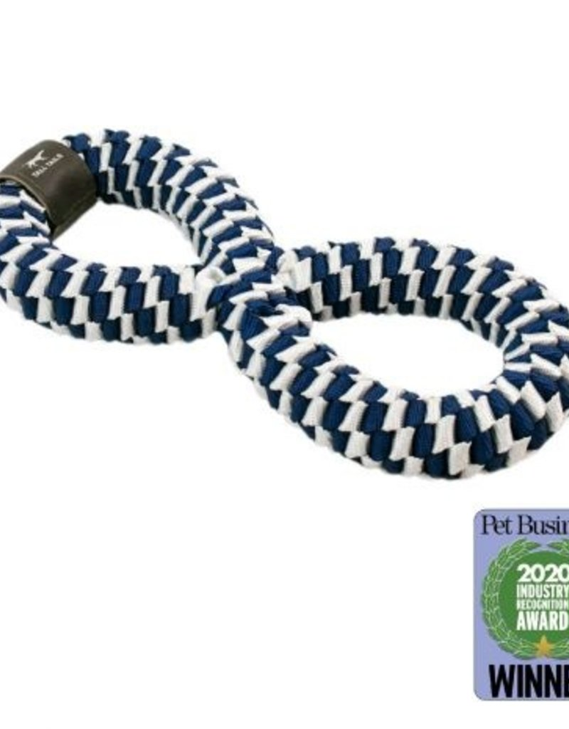 TALL TAILS Braided Infinity Tug