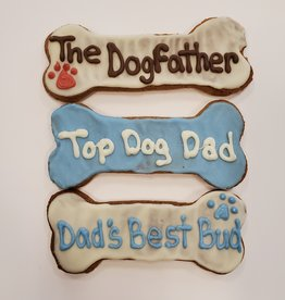 LEAPS & BONES Father's Day Biscuit