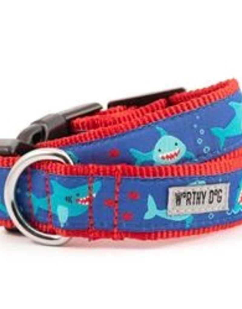 THE WORTHY DOG Collars