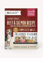 HONEST KITCHEN Gourmet Grains Beef & Salmon