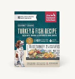 HONEST KITCHEN Gourmet Grains Turkey & Fish