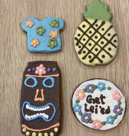 LEAPS & BONES Hawaiian Party Biscuit