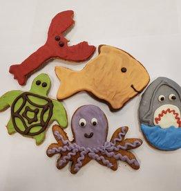 LEAPS & BONES Sea Life Biscuits