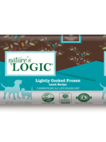 NATURE'S LOGIC Lightly Cooked Lamb 1.5#