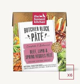 HONEST KITCHEN Beef & Lamb Pate