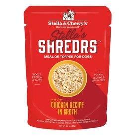 STELLA & CHEWY'S Stella Shredrs Chicken 2.8oz