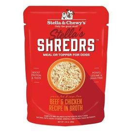 STELLA & CHEWY'S Shredrs Beef & Chicken 2.8oz