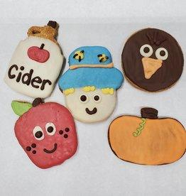LEAPS & BONES Fall Harvest Biscuits