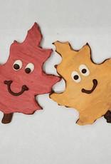 LEAPS & BONES Fall Fun Biscuits