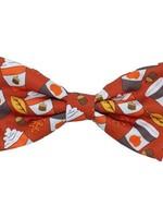 Huxley & Kent Pupkin Spice Bow tie