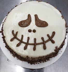 LEAPS & BONES Halloween Skeleton Cake