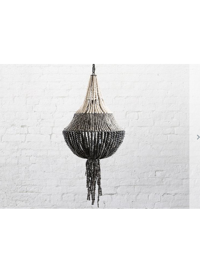 SWISH - LARGE CHANDELIER - COLOR BLOCK