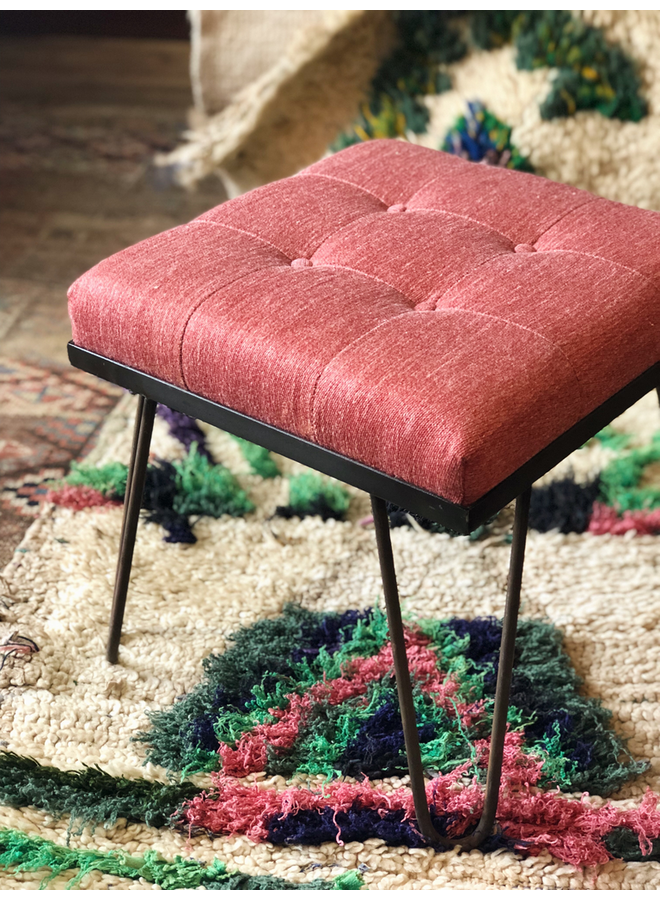 EDWIN OTTOMAN SN14 LAURENT CORAL