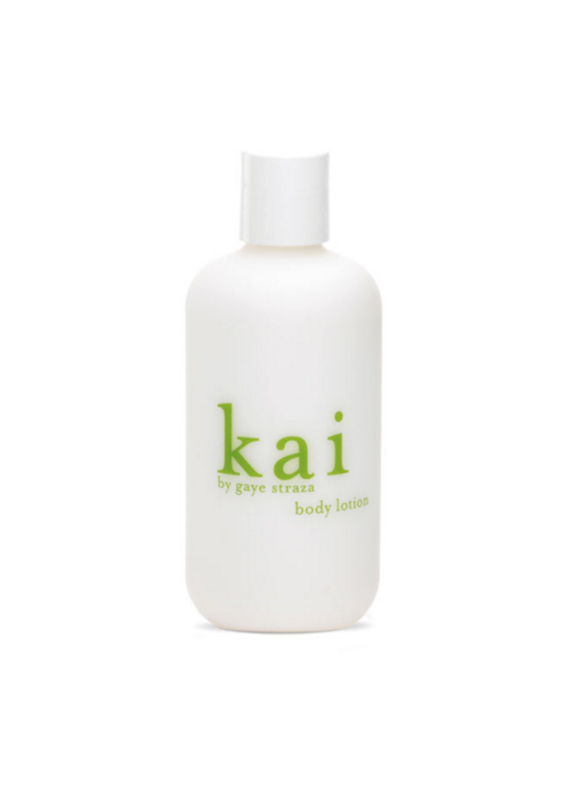KAI BODY LOTION 8 0Z.