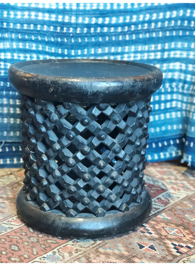 AFRICAN SIDE TABLE