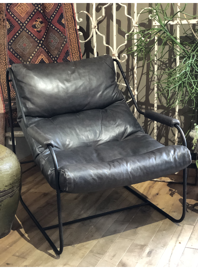 BRANDO CHAIR LEATHER - GRADE 500 - BRANDO CHAIR LEATHER
