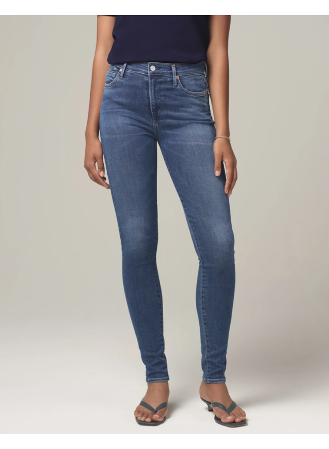 ROCKET MID RISE SKINNY IN MELODY