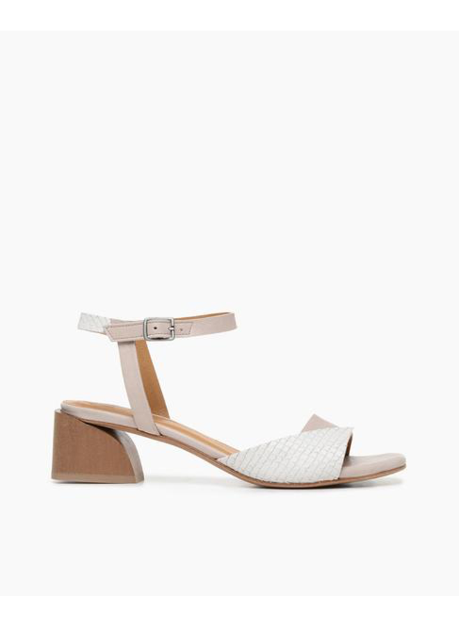 ORISSON SINGLE STRAP OPEN TOE HEEL