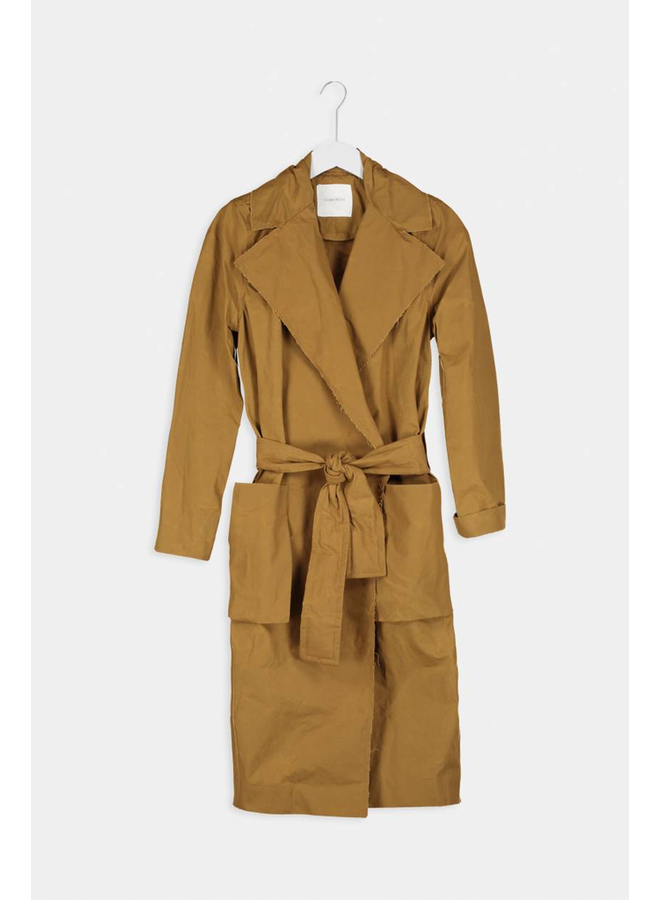 ARNOLD ACTIVE TRENCH COAT