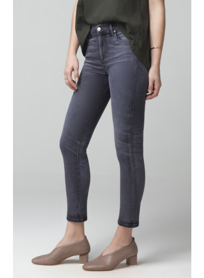 ROCKET CROP HIGH RISE SKINNY
