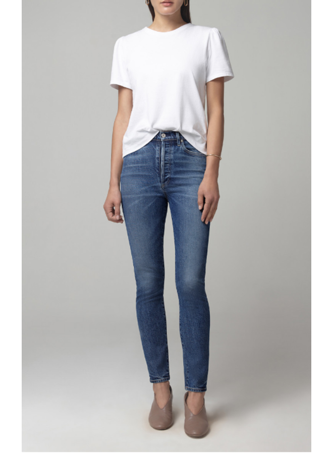 OLIVIA HIGH RISE SLIM IN MOMENTS