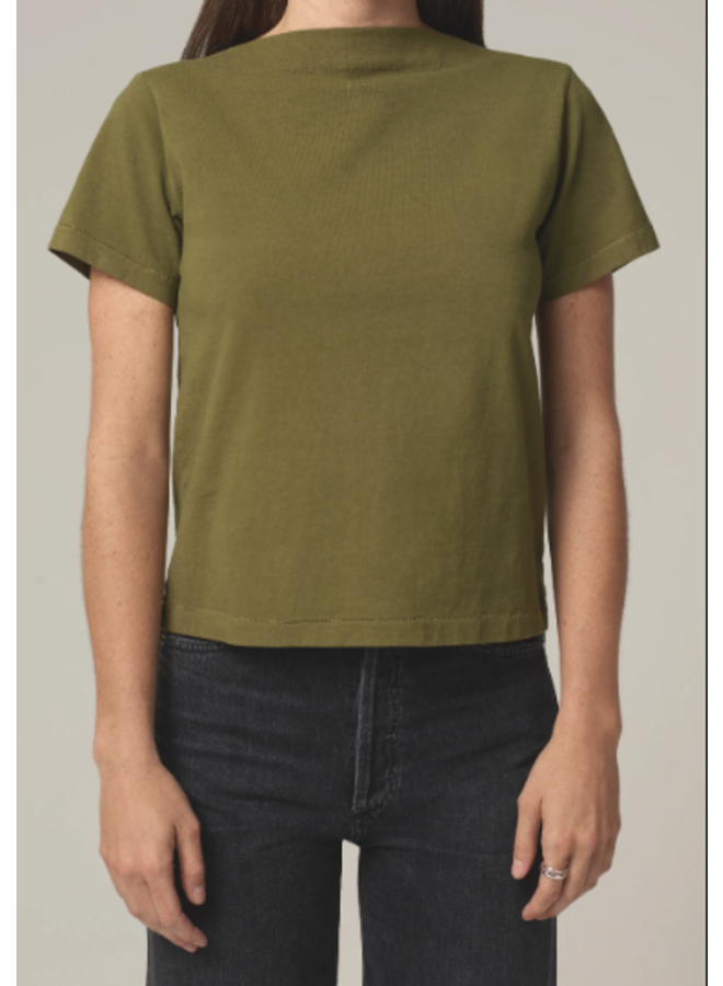 NELL BOAT NECK T-SHIRT