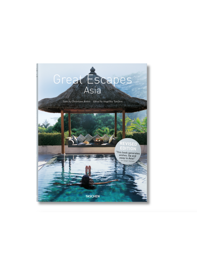 GREAT ESCAPES ASIA, 2ND EDITION