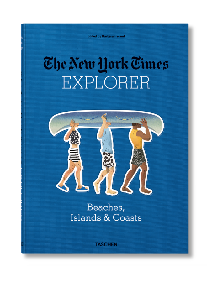 NEW YORK TIMES: EXPLORER, BEACHES, ISLANDS & COASTS