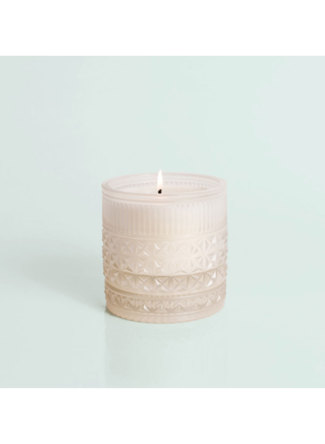 MODERN MINT MUSE FACETED JAR
