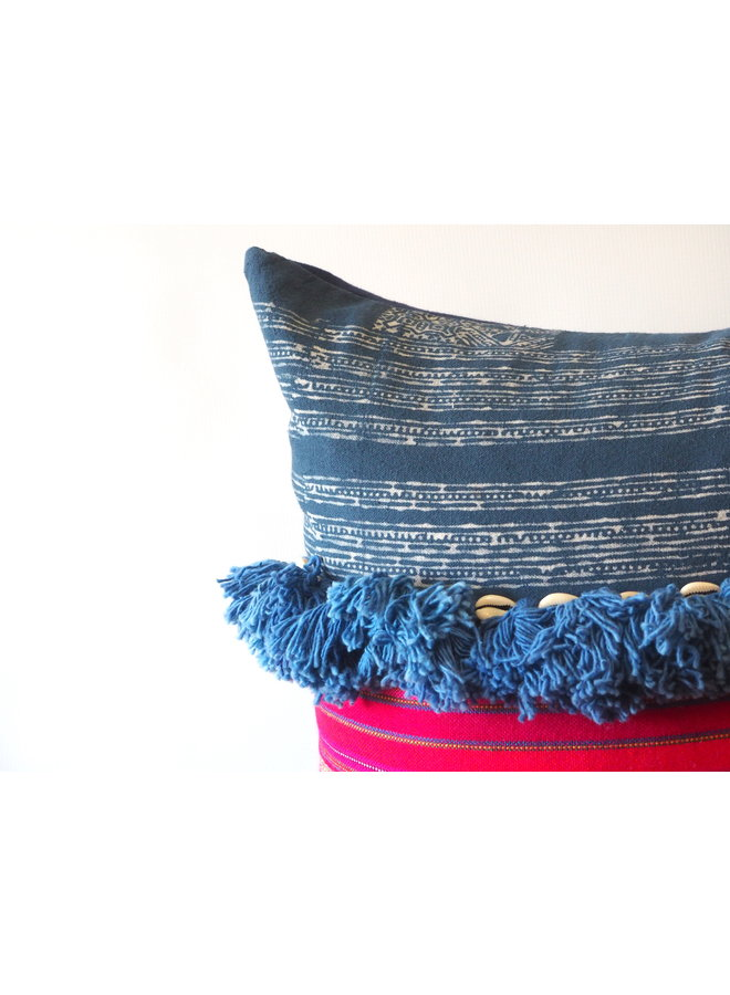 HANDMADE HMONG PILLOW, MADE IN THAILAND
