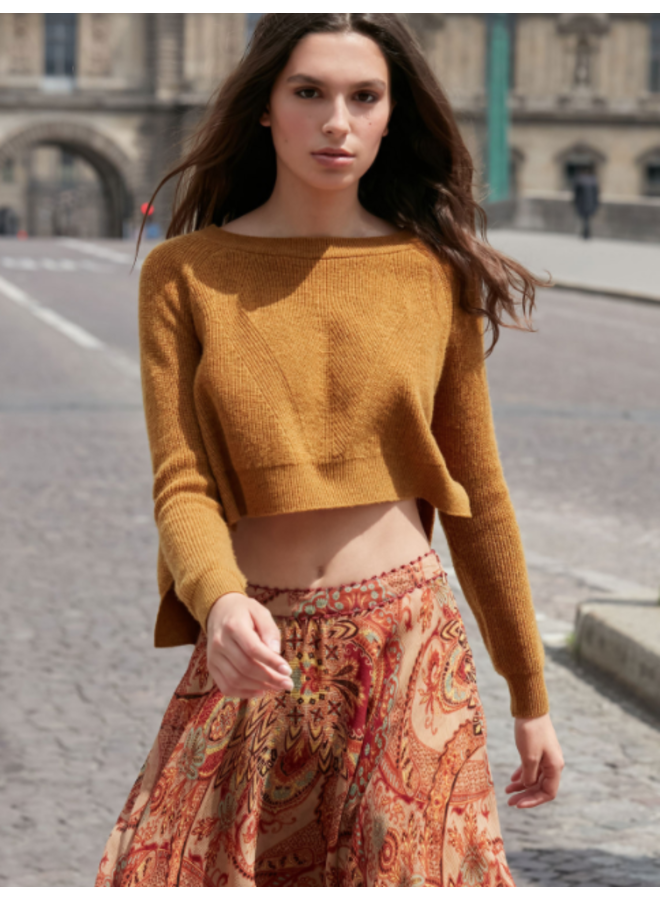 KNITTED SWEATER DUMAS