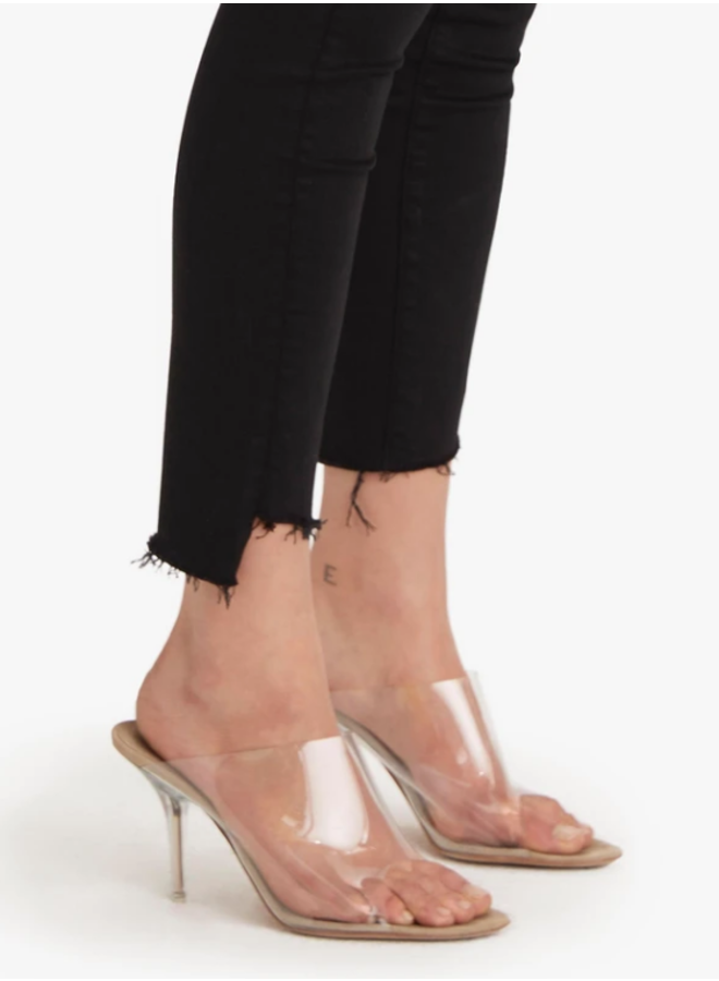 STUNNER ZIP ANKLE STEP FRAY