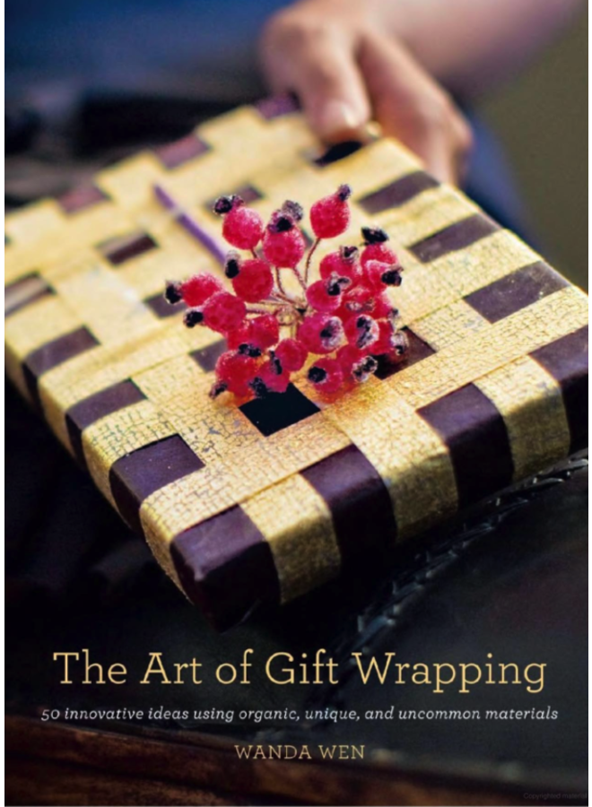THE ART OF GIFT WRAPPING BOOK