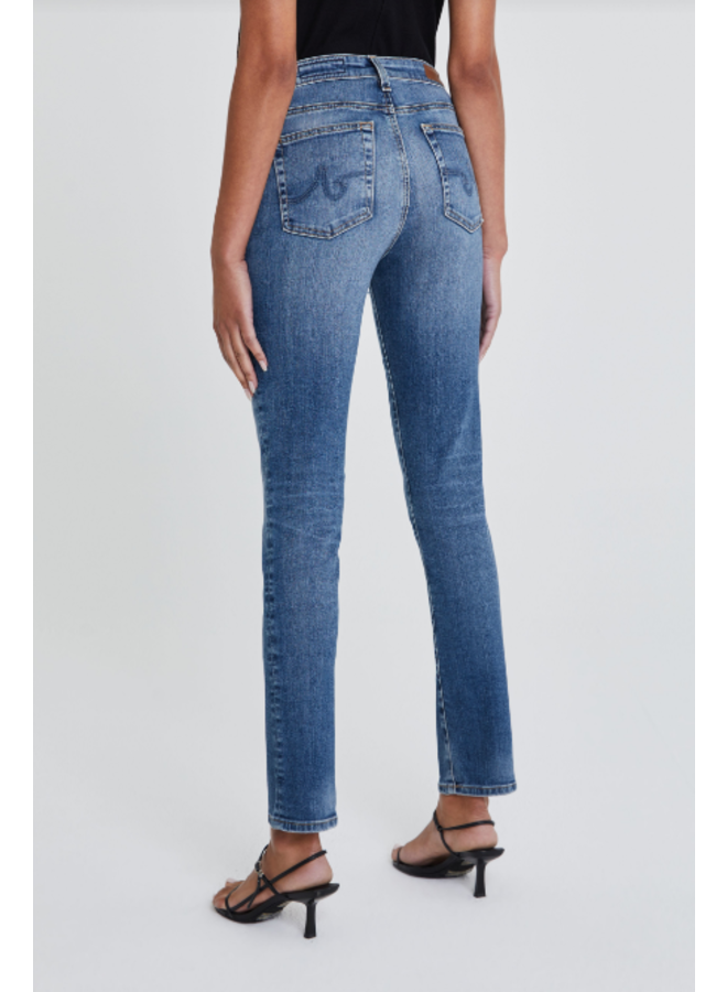 MARI HIGH-RISE SLIM STRAIGHT