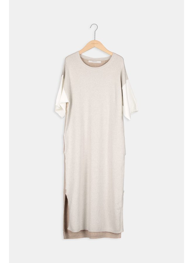 SOLE KNITTED DRESS