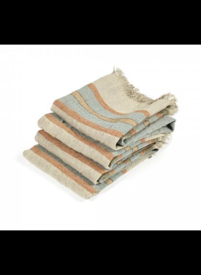 BELGIAN TOWEL SMALL FOUTA