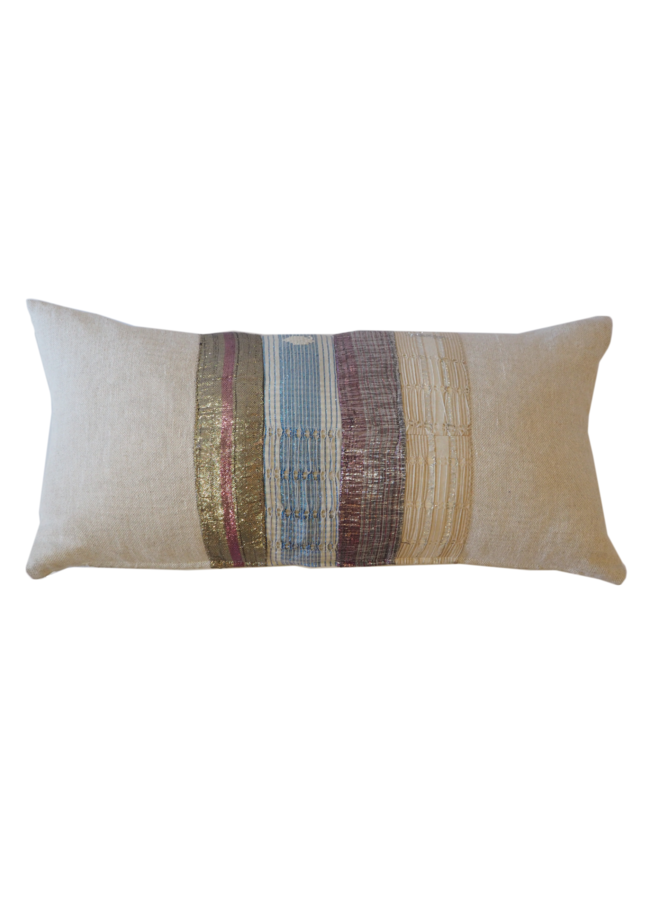 SHIMMER DOWN LUXE VINTAGE PILLOW