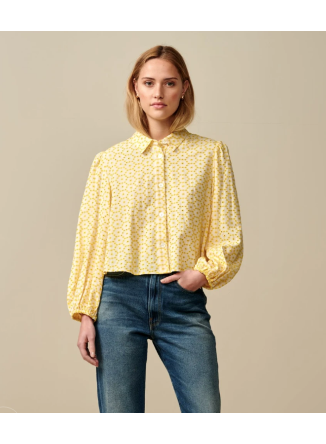 HOWLAND BLOUSE