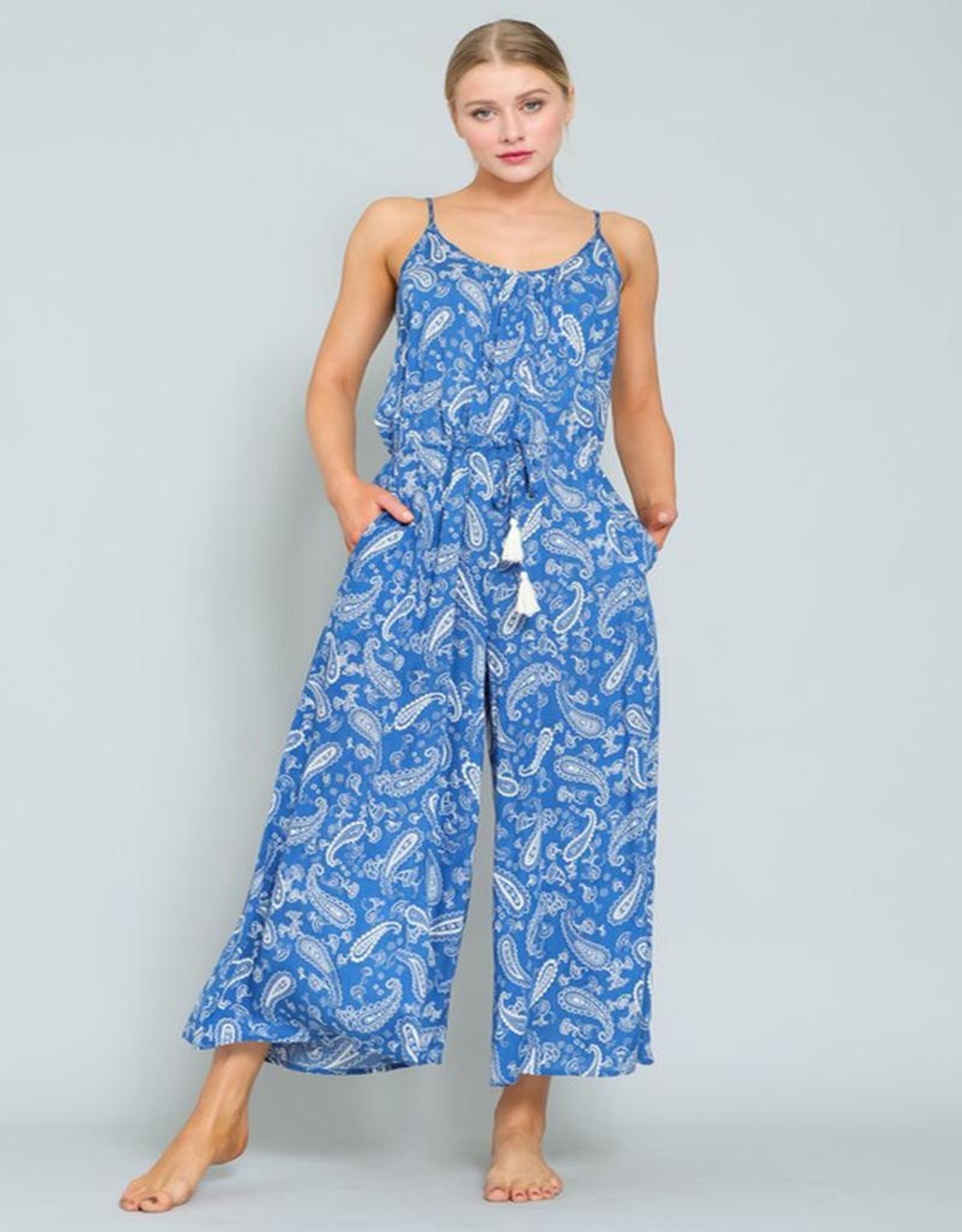 paisley jumpsuit