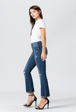 Ankle flare jean