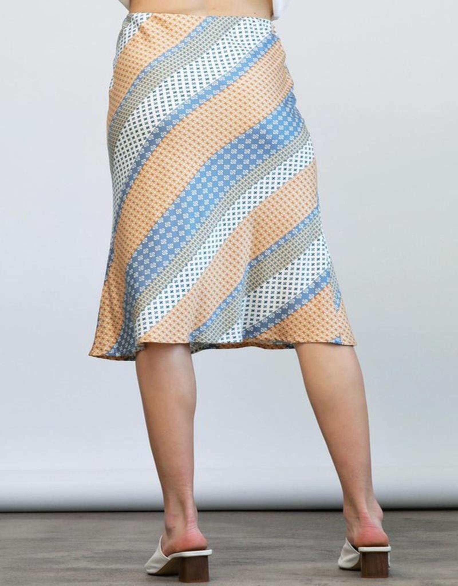 skirt and top set