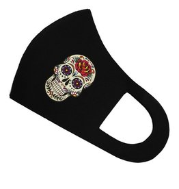 Towne Side Skull Mask