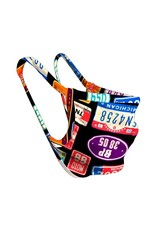 Towne License plates mask