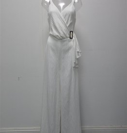 jumpsuit with buckle