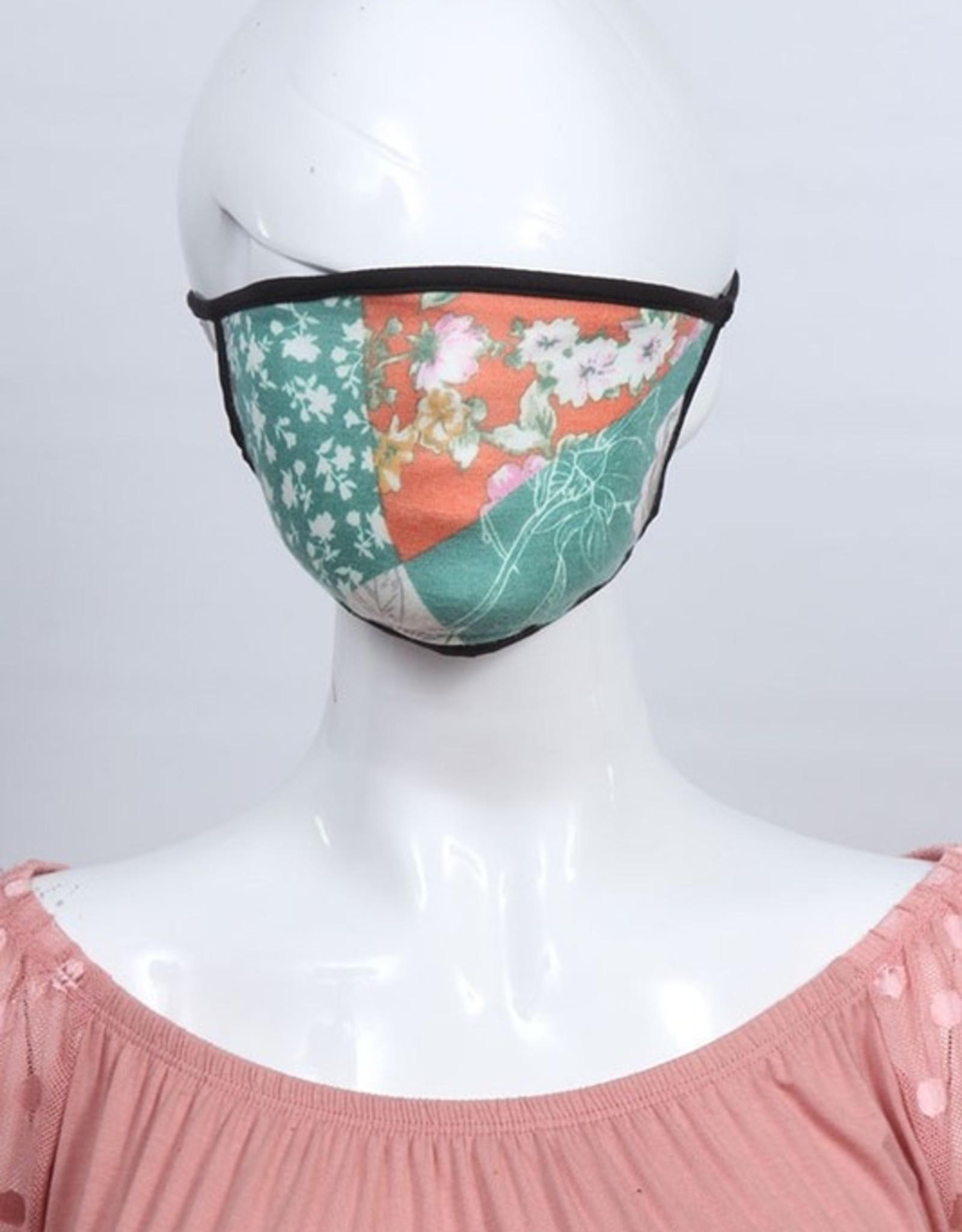 patchwork mask
