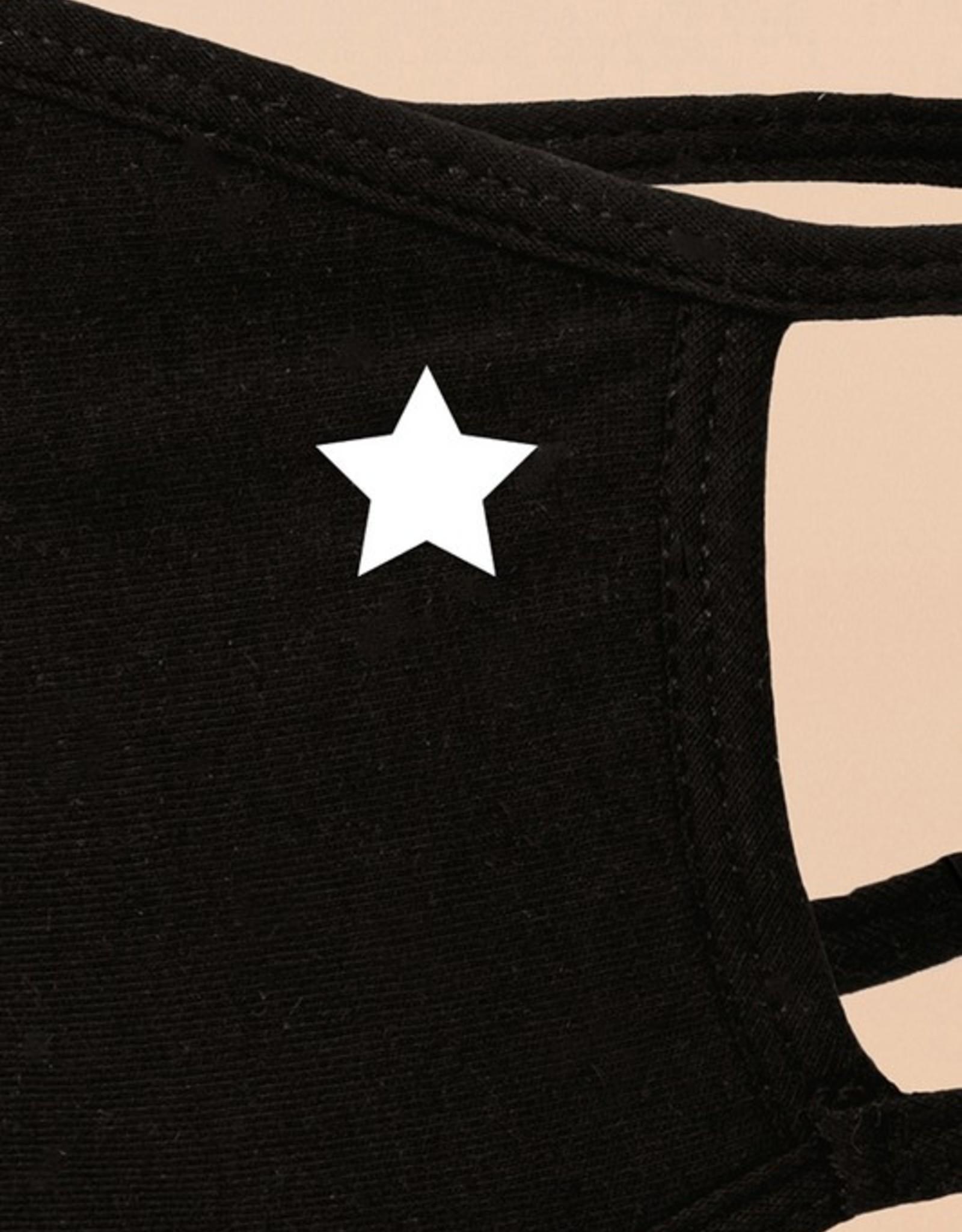 single star mask