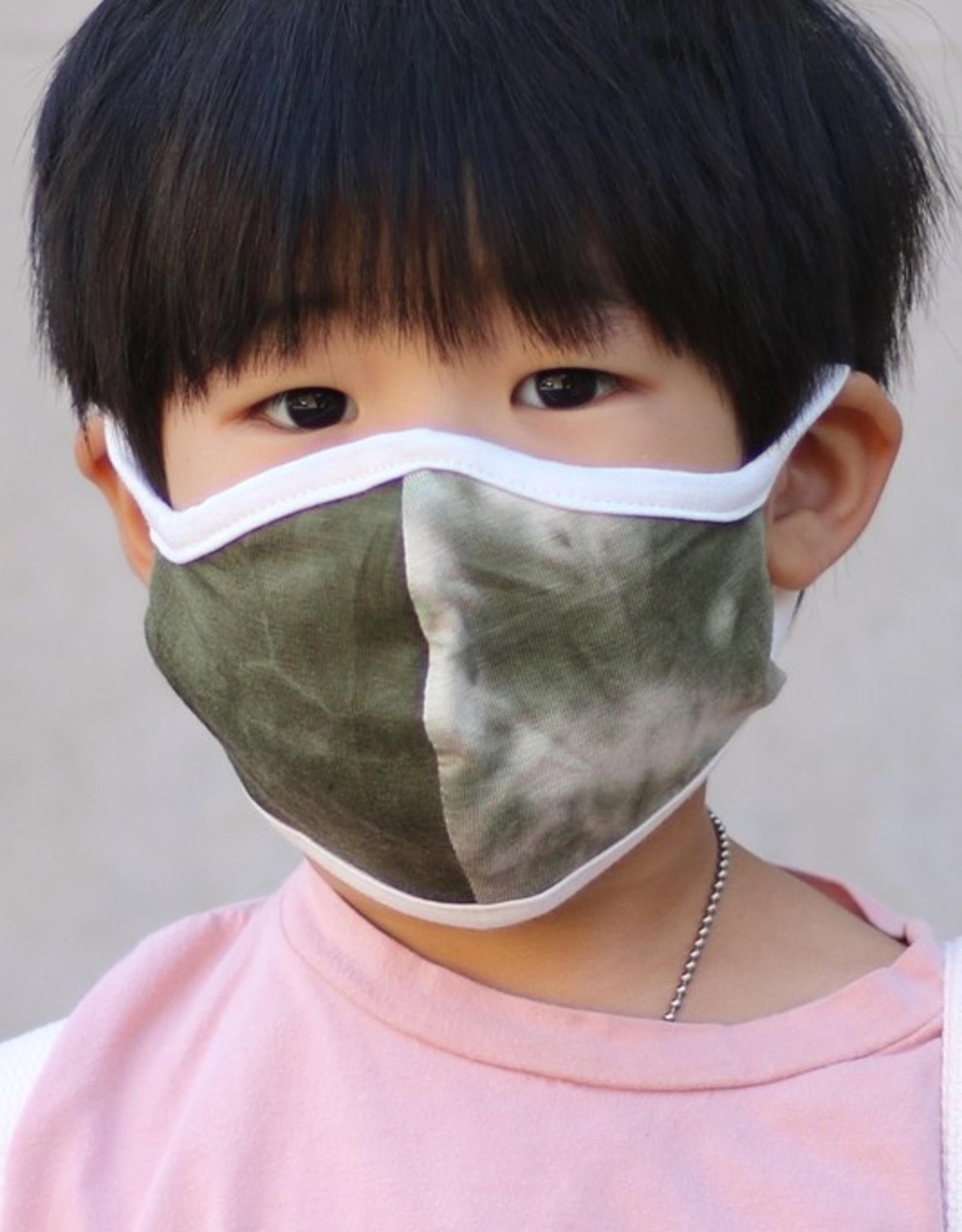 kids camo mask