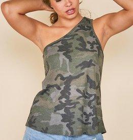 One shoulder camo