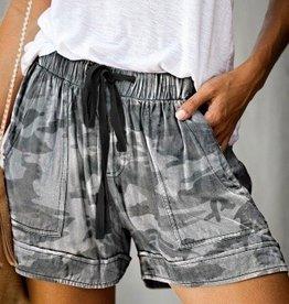 Camo d/s short