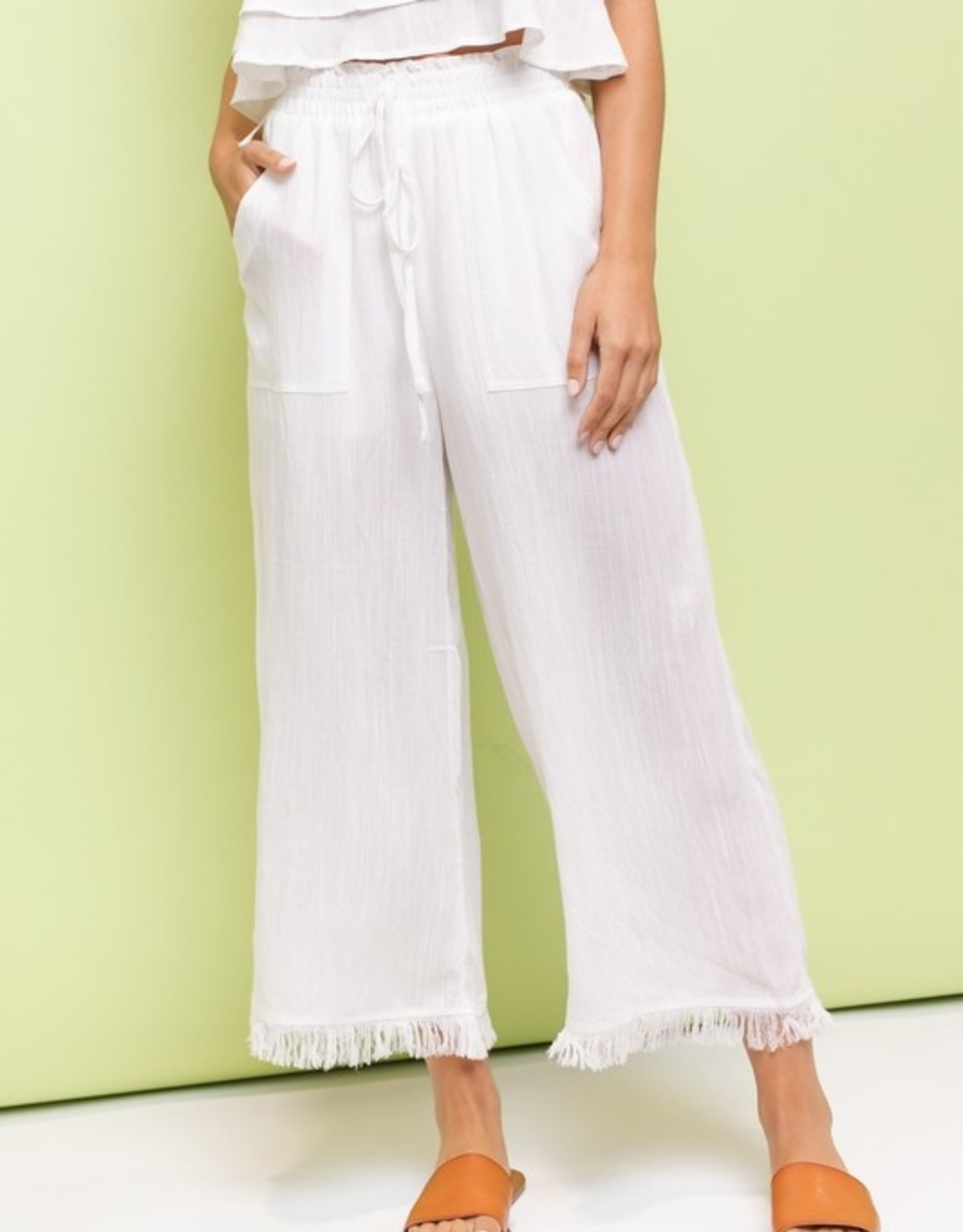 Fringe trim set